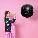 "Ballon ""Ready to pop"" rose 1m"