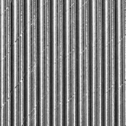 Pailles argent (x10)