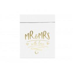 Sacs Mr and Mrs (x6)