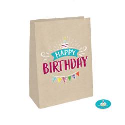 Sachets Vintage Birthday (x4)