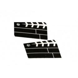 Etiquettes cinéma (x25)