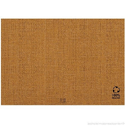 Sets de table ecologiques marron (x50)